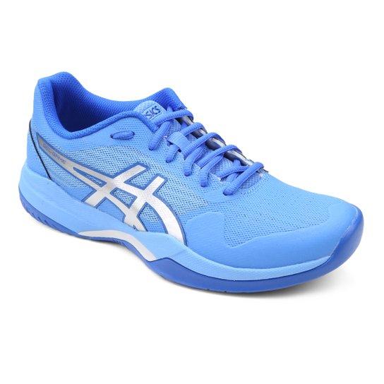 a8cce13ec0 Tênis Asics Gel-Game 7 Feminino - Azul e Prata