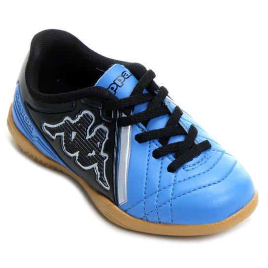 Chuteira Futsal Infantil Kappa Avanti - Compre Agora  d7a3edf08b4b3