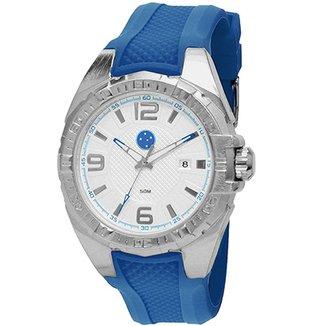 Relógio Technos Cruzeiro Analógico III Calendário b87750c3583fe