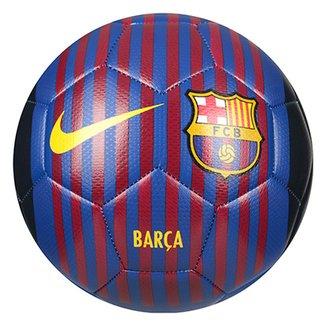 b630a71494b85 Bola de Futebol Campo Barcelona Nike Prestige