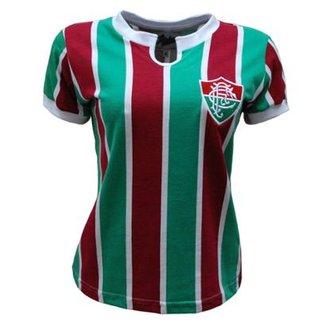 ce5116723a Camisa Liga Retrô Fluminense 1976 Feminino