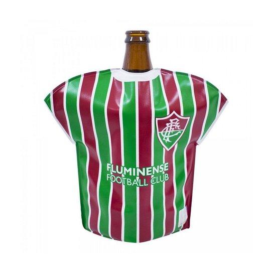 Bolsa Térmica Em Forma De Camisa Fluminense - Vermelho e Verde ... 9fb42458dc3e0