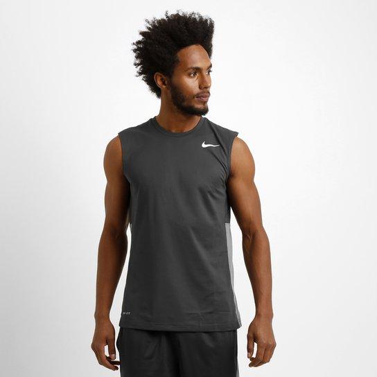 05c5a16942 Camiseta Regata Nike Crossover Sleeveless - Compre Agora