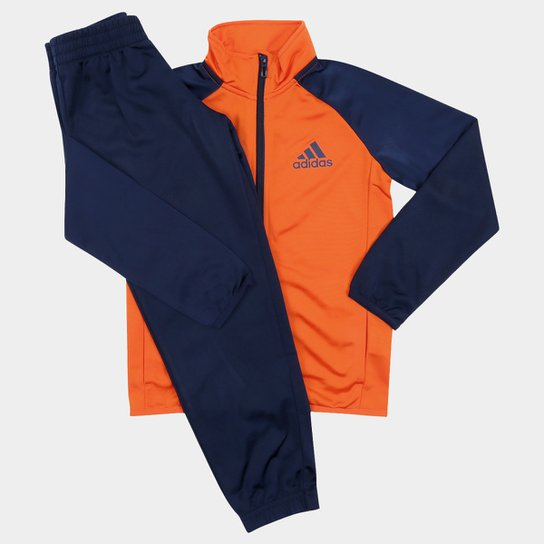 Agasalho Adidas Yb Ts Entry Ch Infantil - Compre Agora  8ef8ff5b1d17e