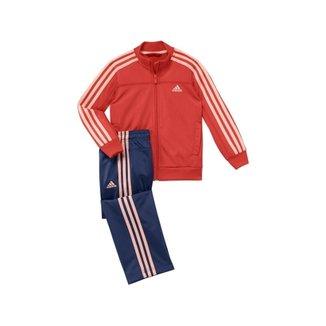Agasalho Adidas ESS PES OH LK Infantil 098cfd5bc2e19