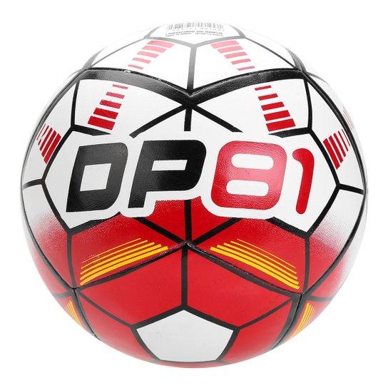 15037fb59ae01 Bola Futebol Campo Since 81 America Matrix - Vermelho+Branco