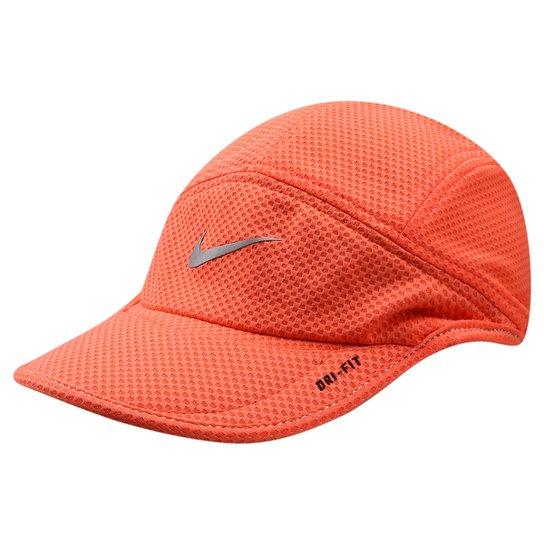 Boné Nike Daybreak - Laranja+Branco 4d0c2ccaf45