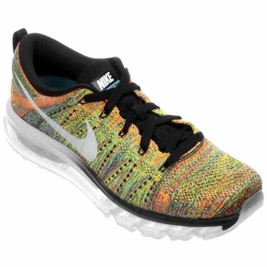 12e159ddc3f32 Tênis Nike Flyknit Air Max Masculino - Compre Agora