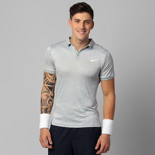 Camisa Polo Nike Advantage Graphic - Compre Agora  50f1c797e5603