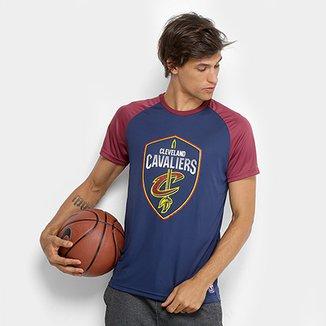 206cbc852e3b5 Camiseta NBA Cleveland Cavaliers Masculina