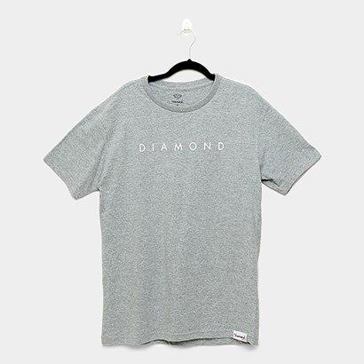 Camiseta Diamond Leeway Tee Masculina