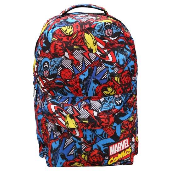 b4ac671694a Mochila Xeryus Marvel Comics - Compre Agora   Netshoes