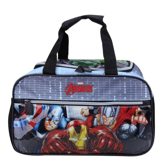 53894a9e0a2 Bolsa Infantil Escolar Xeryus Avengers Elite - Compre Agora   Netshoes