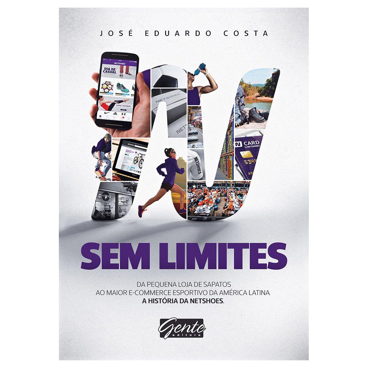 Livro Sem Limites - A História da Netshoes