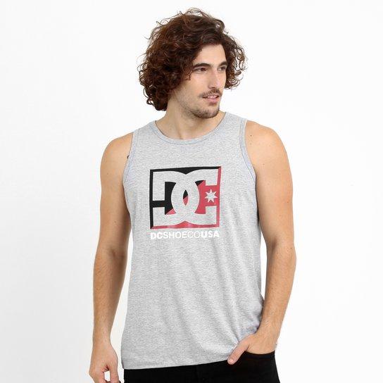 Camiseta Regata DC Shoes Cross Star - Compre Agora  0d2a7e82091