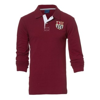 Camisa Polo Barcelona M L Licenciada Meltex 1342B af65ee6e37e34