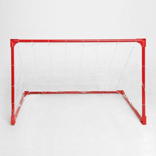 596fb70381 Kit Mini soccer 2 traves com redes - Compre Agora