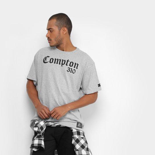 Camiseta Starter Over Size Compton 310 Masculina - Compre Agora ... 908cc77e4de