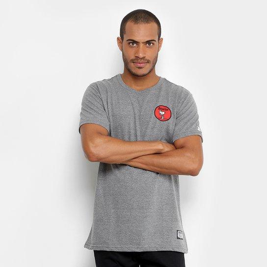 Camiseta Starter Snoopy Masculina - Mescla - Compre Agora  f49a239e78f