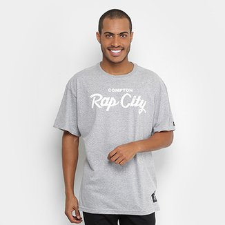 b03cc191ae317 Camiseta Starter Compton Rap Masculina
