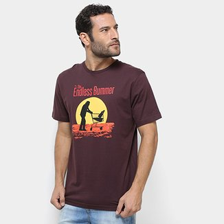 Camiseta Lost Endless Bummer Masculina