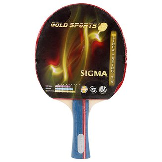 f729669b3b469 Raquete Tenis De Mesa Gold Sports Sigma