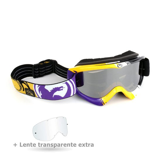 fdeda1e6e4567 Oculos Dragon Mdx Nate Adams Deft + Lente Extra - Colorido - Compre ...