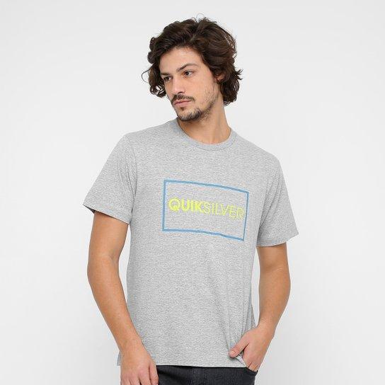 Camiseta Quiksilver Basica A Cut Above - Compre Agora  46ee939a1a3
