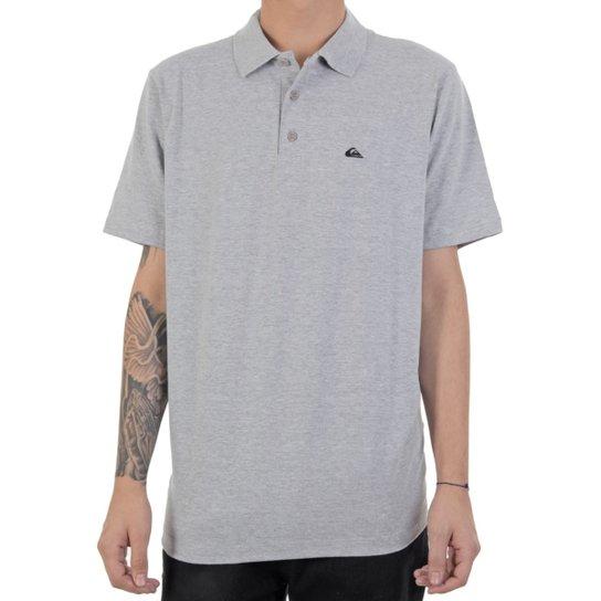 e0bdb7f4b90a6 Camiseta Polo Quiksilver Cotton Masculina - Compre Agora   Netshoes