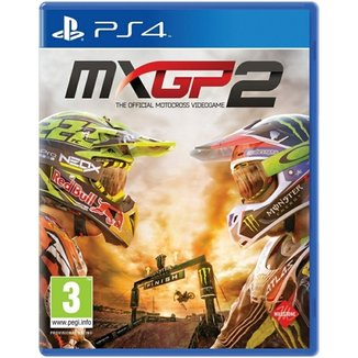 PS4 - MXGP 2: The Official Motocross Videogame