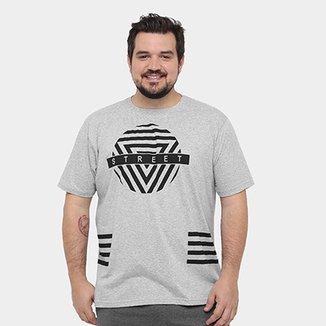 Camiseta Eagle Brasil Plus Size Street Masculina f8441b5f61d68