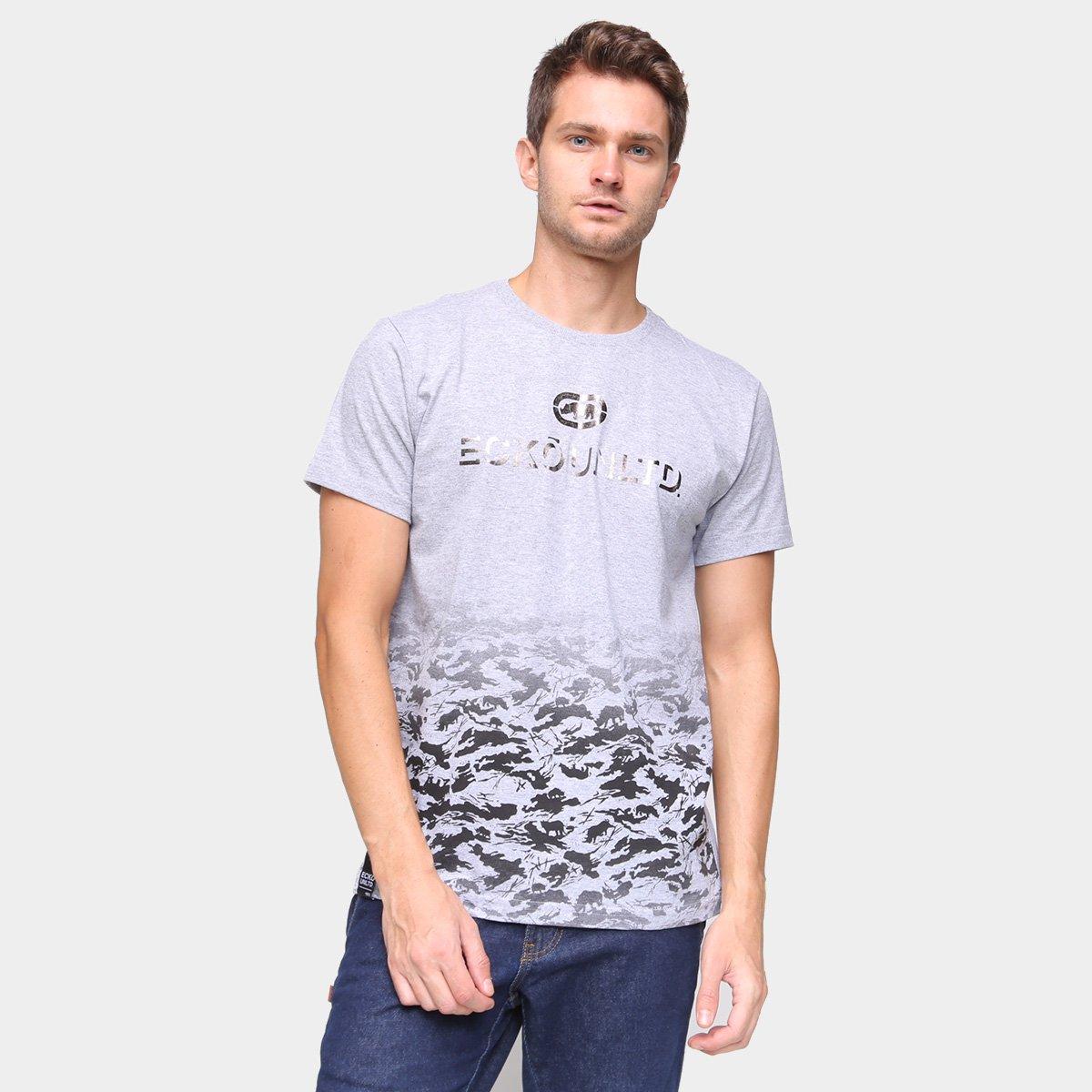Camiseta Ecko Nature P&B Masculina