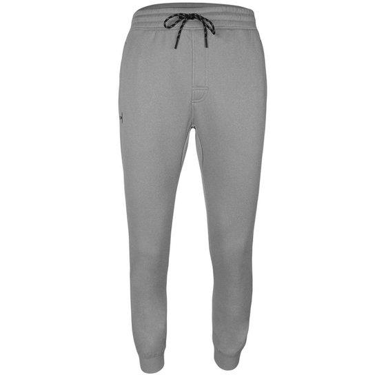 f41d8835a56 Calça Under Armour Fleece Jogger Masculina - Mescla - Compre Agora ...