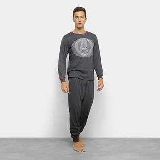 d857a81451ed23 Compre Pijama Masculino Online | Netshoes