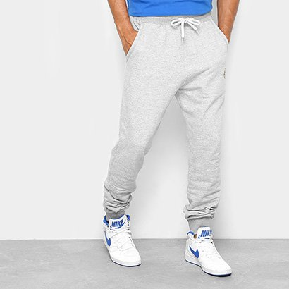 Calça Moletom Mitchell & Ness NBA Golden State Warriors Masculina