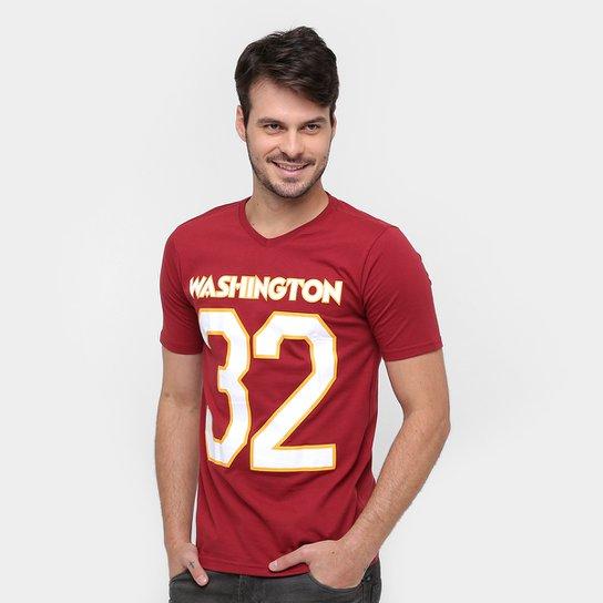 Camisa Futebol Americano Washington Gonew Leagues Masculina - Compre ... 85282c4a6ac5e