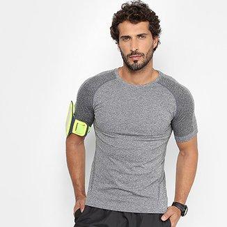 a05f8ed4d06e6 Camiseta Gonew Seamless Masculina