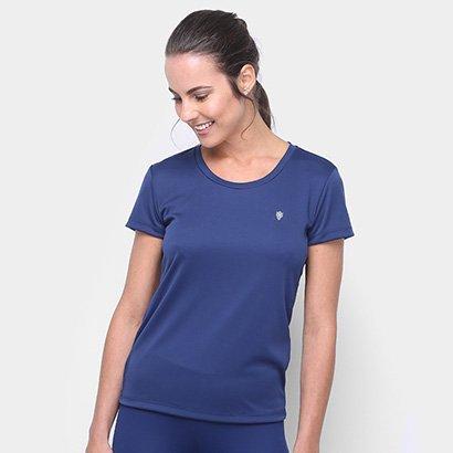 Camiseta Gonew Contraste Costas Feminina