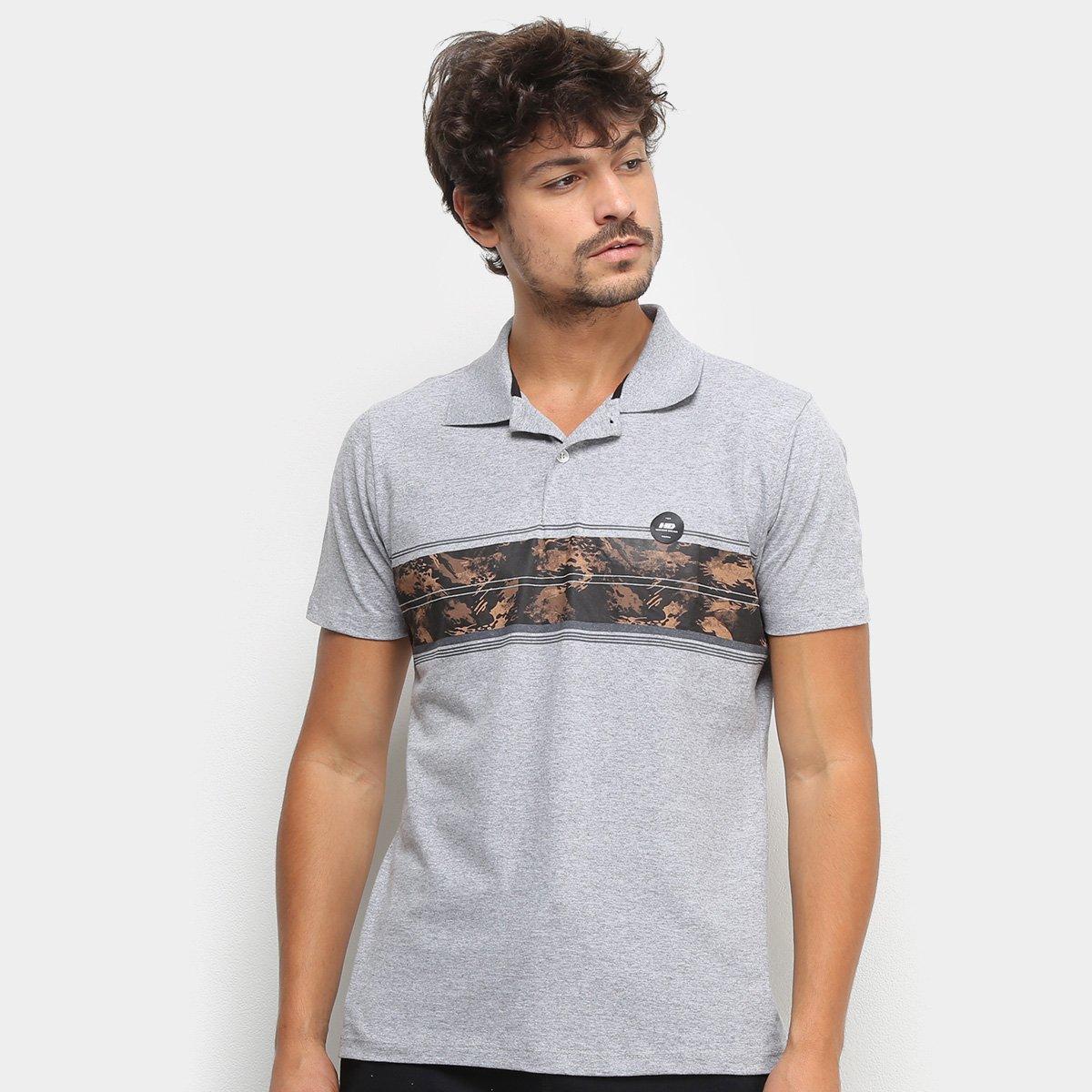 Camisa Polo HD Polo Gijoe Masculina