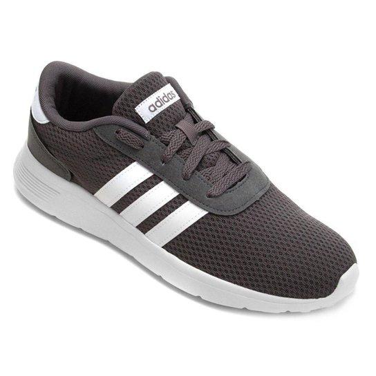abf34984e Tênis Adidas Lite Racer Masculino - Mescla - Compre Agora