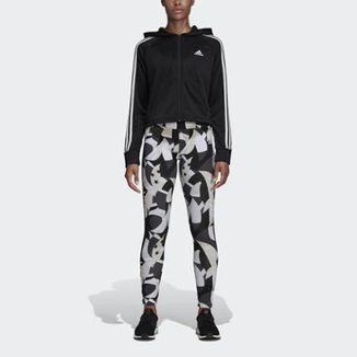 21e0c7f7331 Agasalho Adidas Wts Hoodytight Feminino