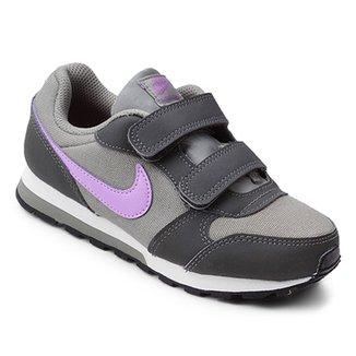 Tênis Infantil Nike Md Runner 2 Feminino 888059128494f