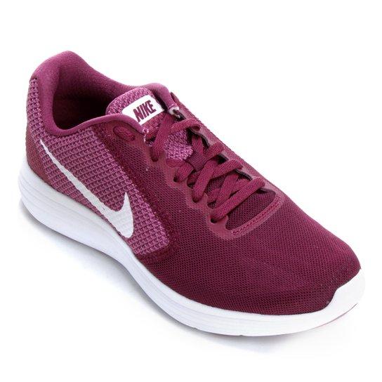 832b72f3a282e Tênis Nike Revolution 3 Feminino - Compre Agora