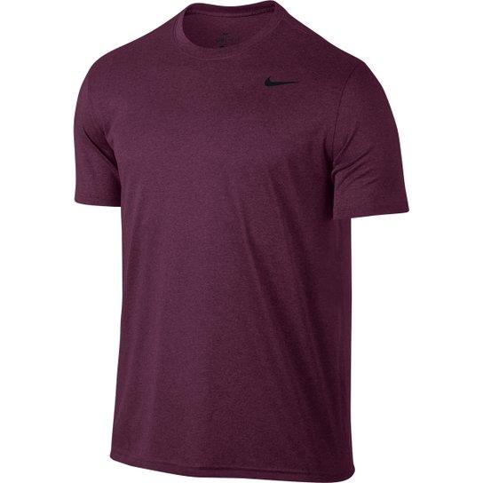 4d94cab175 Camiseta Nike Legend 2.0 Ss Masculina - Bordô - Compre Agora