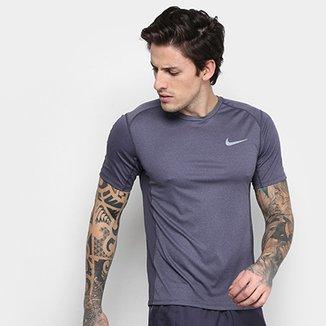 2e0b26dbb7 Camiseta Nike Dri-Fit Miler Ss Masculina