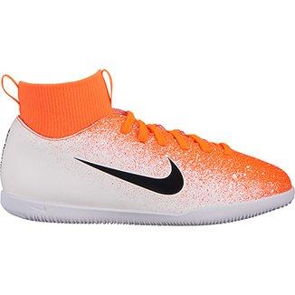 d817729e59f87 Chuteira Futsal Infantil Nike Mercurial Superfly 6 Club
