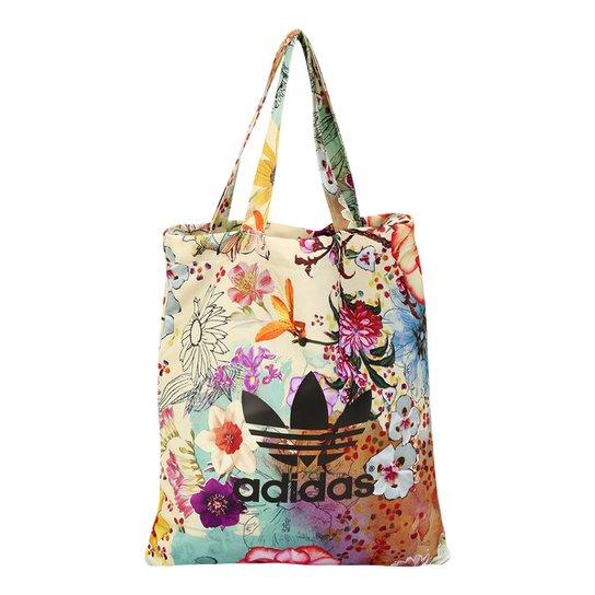 8a61b6bd0 Bolsa Adidas Originals Shopper Confete Farm - Compre Agora   Netshoes