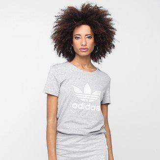 Camiseta Adidas Originals Slim 34242a6b91d56