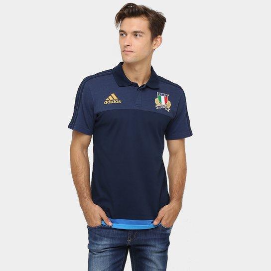 dcaf2563367c9 Camisa Pólo Adidas Italia - Compre Agora