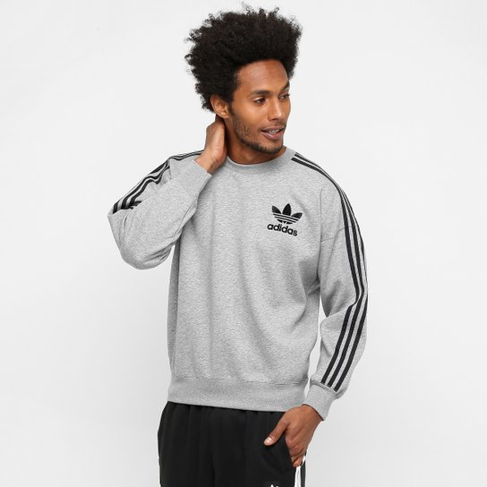 e5be0a0b703 Moletom Adidas Originals Adc Fashion Crew - Compre Agora